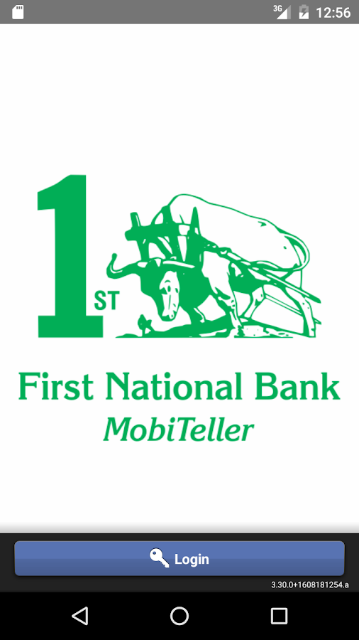 FNB MobiTeller- screenshot