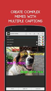 Meme Generator (old design) screenshot 03