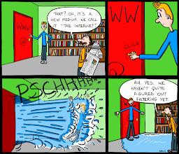 Photo: The Stream  http://www.bonkersworld.net/the-stream/ #cartoon