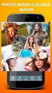 Photo Blend Collage Maker - náhled