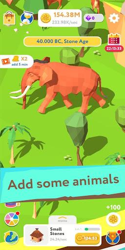 Evolution Idle Tycoon - World Builder Simulator filehippodl screenshot 4