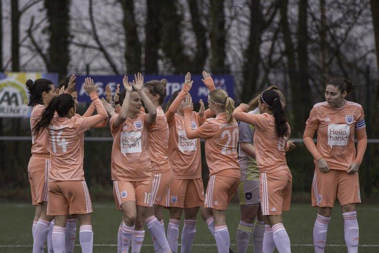 Wat gebeurde er allemaal in de tweede nationale van het vrouwenvoetbal?