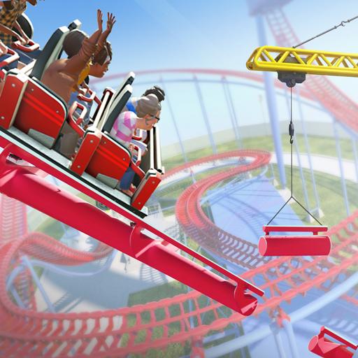Roller Coaster Construction SIM