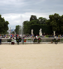 Photo: Tuileries Garden, Paris, France