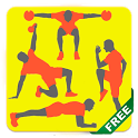 Power Core Workout icon