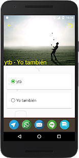 Elige Texto Pro for WhatsApp- screenshot thumbnail