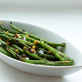 Sherry Vinegar Green Beans Recipes