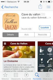 Cave du vallon- screenshot thumbnail