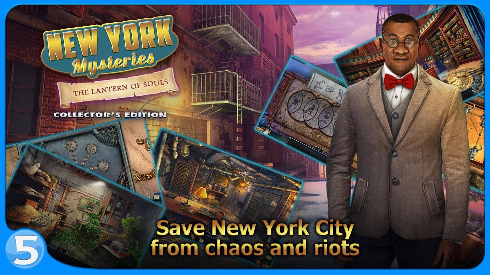 New York Mysteries 3 (Full)- screenshot