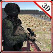 Prison Yard Sniper Simulator