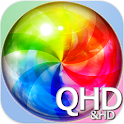 QHD Wallpapers (Best-Of) icon