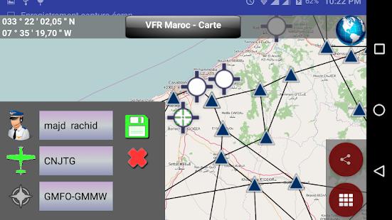 VFR Maroc - náhled