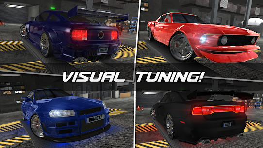 Drag Racing 3D 1.7.9 APK Mod for Android 2