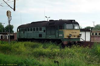 Photo: ST44-405 {Toruń Kluczyki; 2002-06-12}