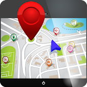 GPS Navigation Maps Traffic