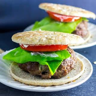 Persia Burger.