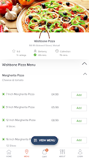 Download Wishbone Pizza For PC Windows and Mac apk screenshot 3