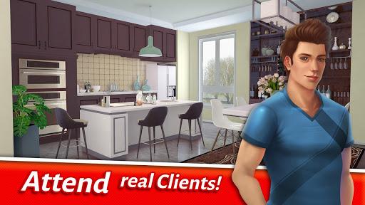 Home Designer - Match + Blast to Design a Makeover screenshots 5