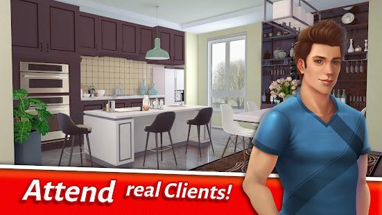 Game Home Designer - Match + Blast to Design a Makeover APK for Windows Phone