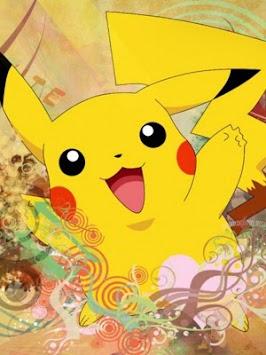 Pikachu 3D Wallpaper Collections Poster