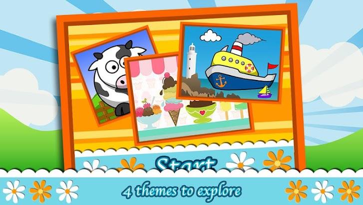 Sticker Puzzle- screenshot thumbnail