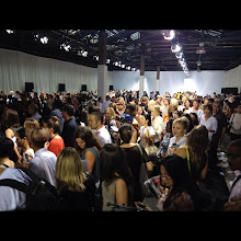 Photo: rag & bone after the show at New York Fashion Week Spring 2013 - Which shows are you excited to see?