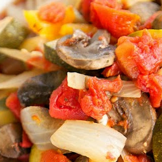 Slow Cooker Vegetable Medley