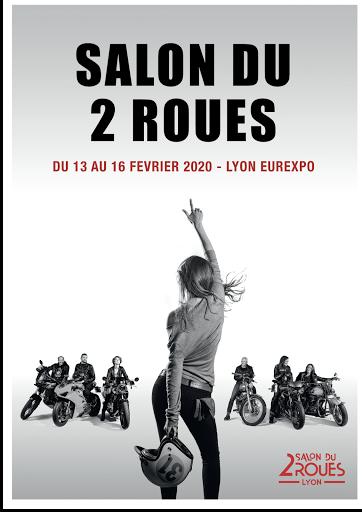 Salon du 2 roues de Lyon