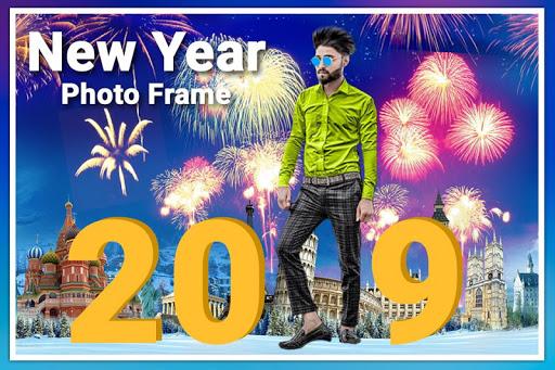 New Year Photo Frames 1.0 screenshots 3