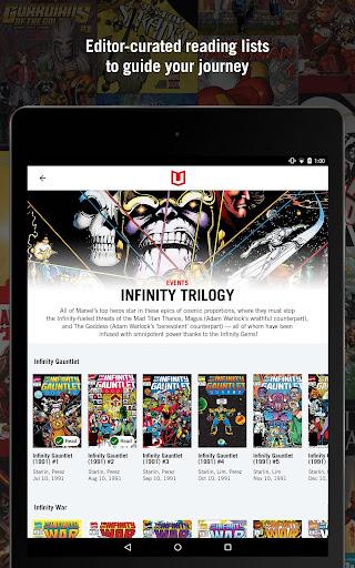 Marvel Unlimited 3.17.0 screenshots 8