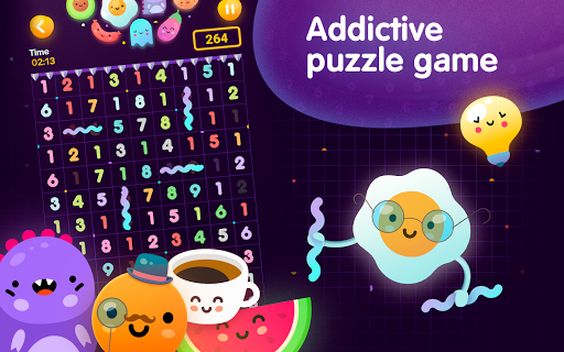 Numberzilla - Number Puzzle | Board Game 2.4.0.0 screenshots 7