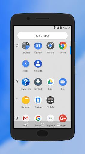 Pear Launcher 1.4.41 screenshots 3