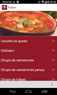 Recetas Peruanas 2.0 - náhled