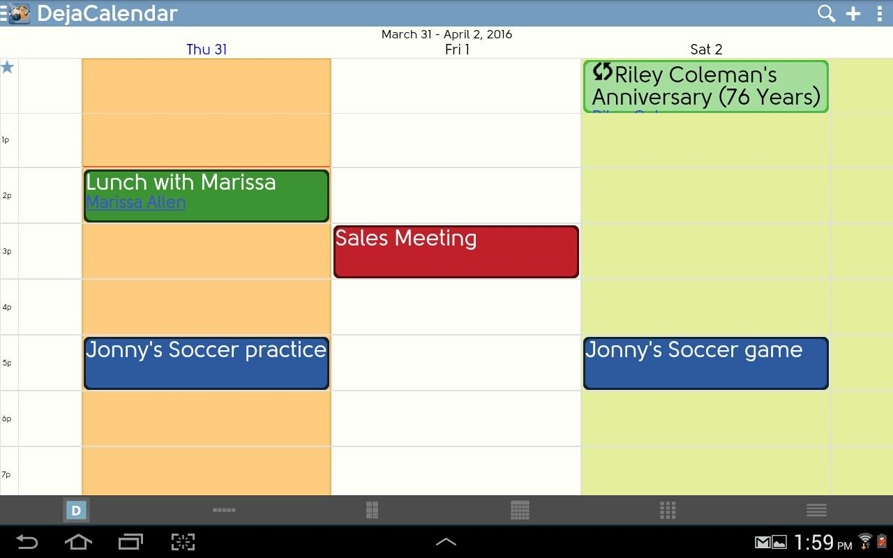 Phone Sync Calendar With Android Phone sync multiple google calendars to android phone knoxville sports phone