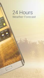 Weather Daily Forecast: Storm & Rain Updates - náhled