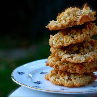Cornflake Macaroons.