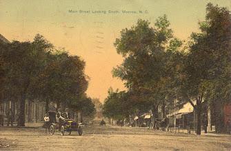 Photo: Main Street - postmark 1909