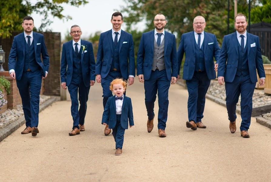 Bröllopsfotograf Damian Walicki (Walicki). Foto av 10.05.2019