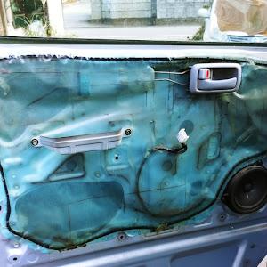 ハイエース レジアス RCH41W ウィンドツアラー  Sパッケージ1999y のミラーのカスタム事例画像 CAR LOVE@はっしーさんの2018年11月24日13:39の投稿