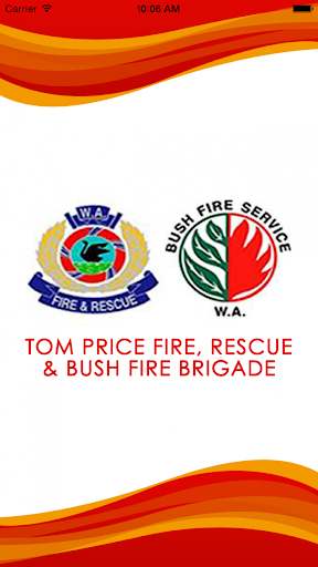Tom Price Fire Rescue and BFB