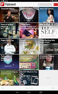 Flipboard: Your News Magazine- screenshot thumbnail