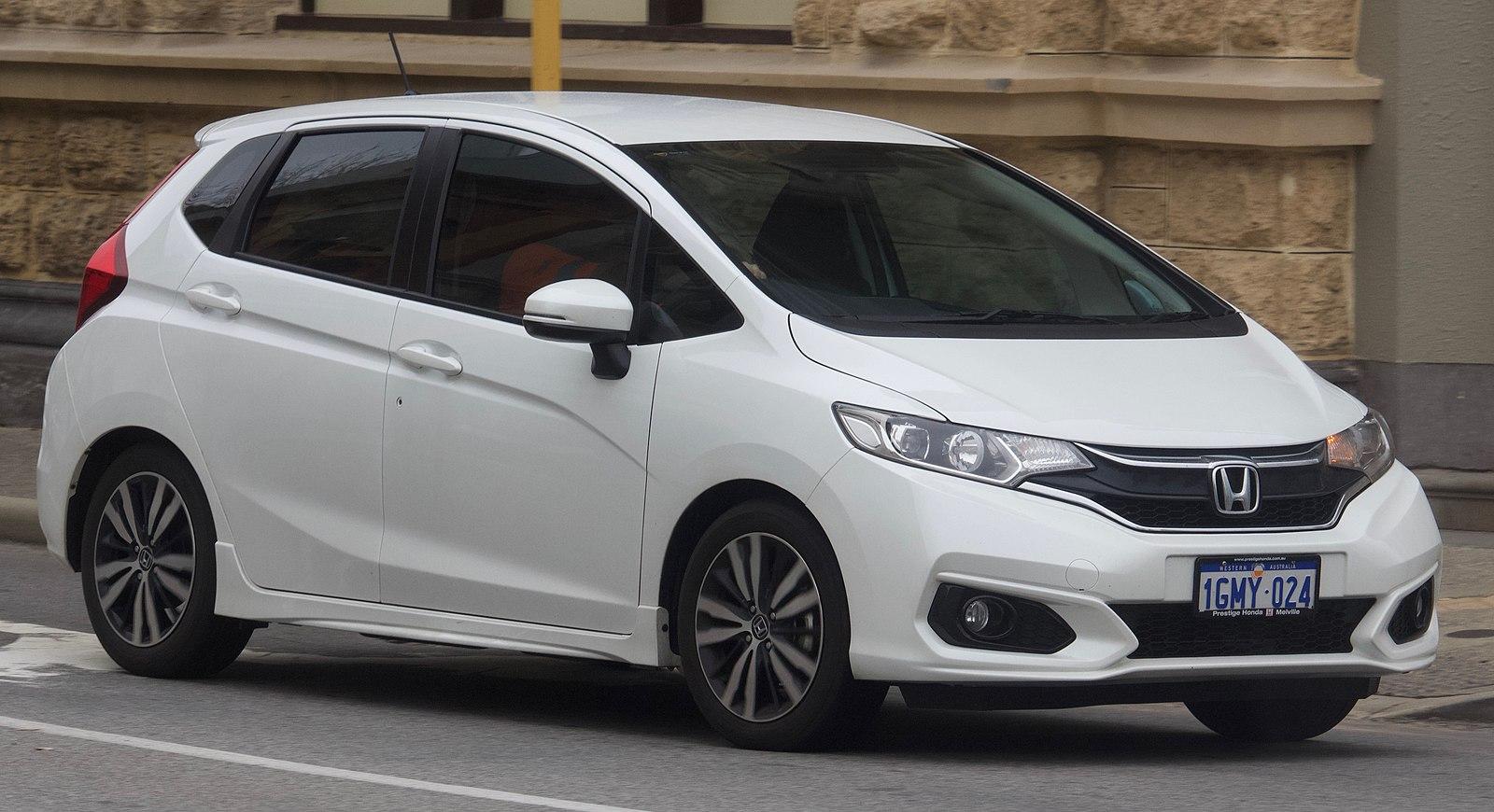 Photo of 2018 Honda Fit