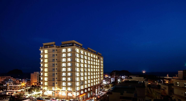 Ocean Palace Hotel