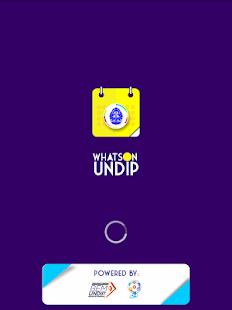 WhatsOn Undip