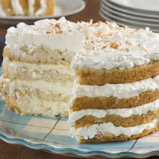 Coconut Cake.
