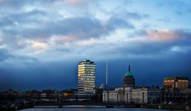 Photo: #Dublin  #newyearsday