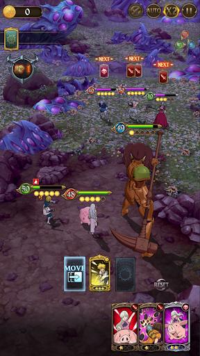 The Seven Deadly Sins: Grand Cross  APK MOD screenshots 6