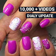 Nail Art Designs Step By Step Free Videos App Google Playde