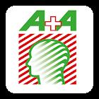 A+A icon