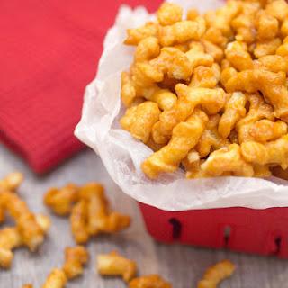 Caramel Popcorn Twists.